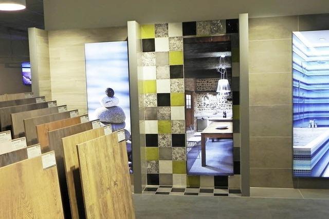 Tag der offenen Tür in modernisierten Räumen