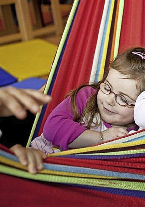 Aufgestockt wird die Kleinkindbetreuung für Zell.     Foto: ZVG