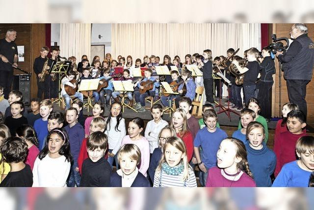 Große Freude am Musizieren