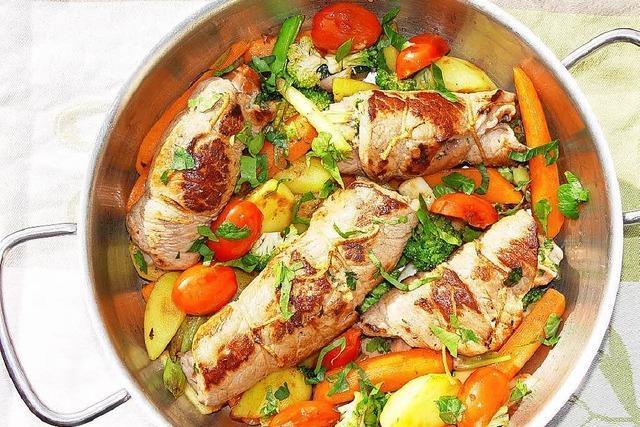 Involtini: Köstliches Essen für die Feiertage