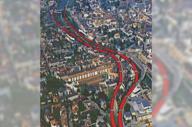 Bekommt Freiburger Stadttunnel doch höchste Prioritätsstufe?