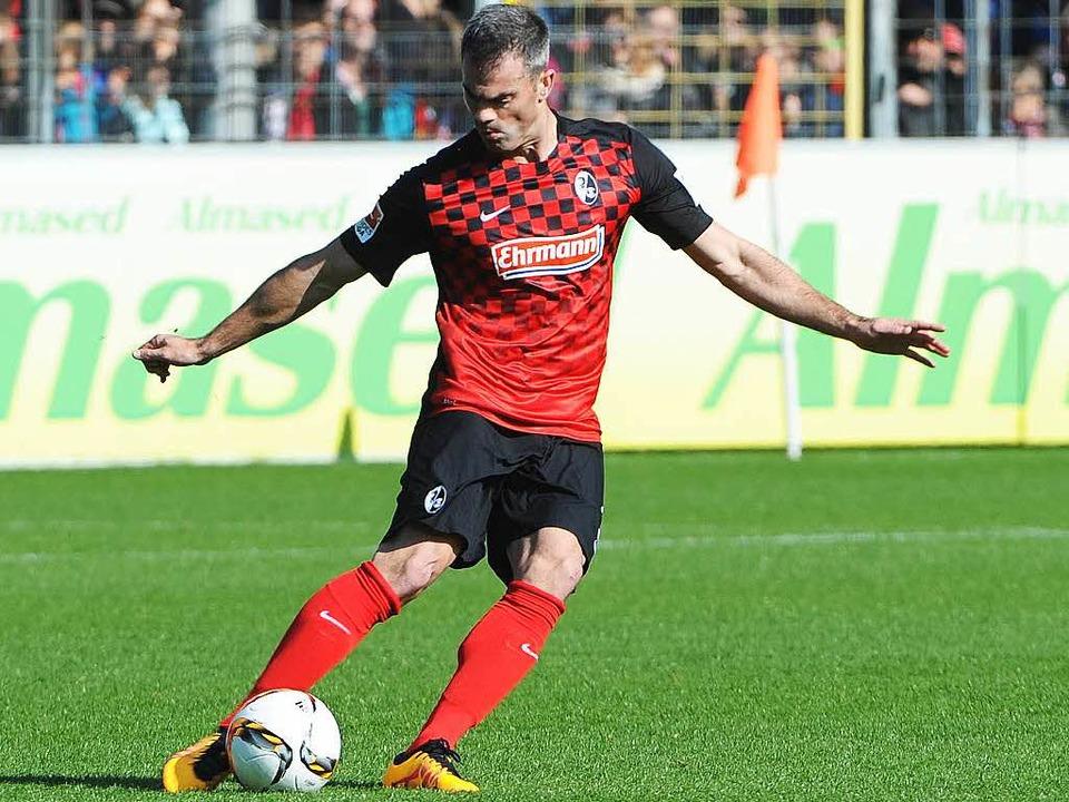 Die Verletzung von Abwehrspieler Marc ...zu Rotationen in der Defensive führen.  | Foto: Achim Keller