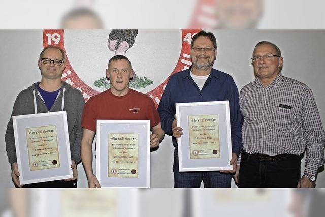 Sportverein Broggingen auf Erfolgskurs