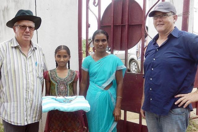 Hilfswerk Gandhi Care feiert Jubiläum