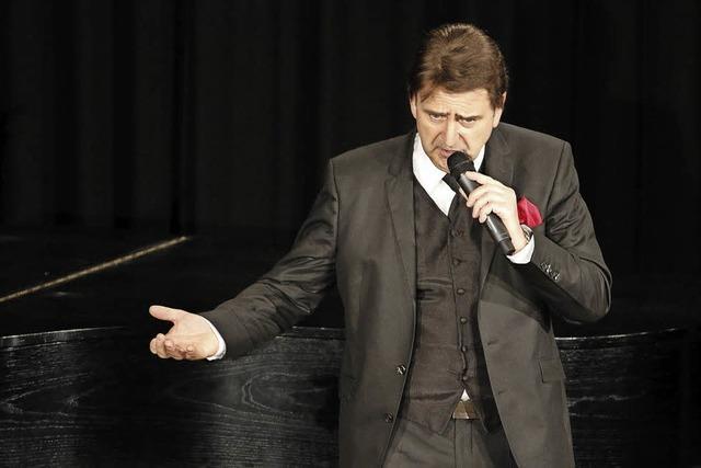 Ein Udo-Jürgens Abend in Seelbach zum Auftakt der Kulturtage