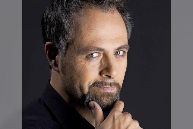 Der Magier und Kabarettist Michel Gammenthaler in Fricks Monti
