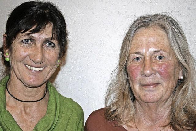 Frauen setzen die Impulse in den Dörfern