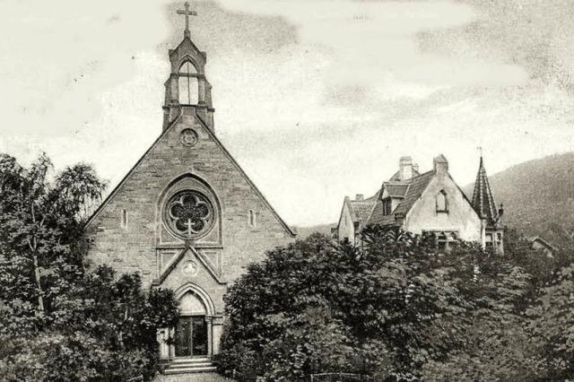 Erst Anglikaner, dann Adventisten: Eine Kapelle und ihre Geschichte