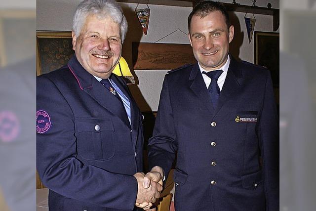 Abschied nach 47 Jahren in der Feuerwehr