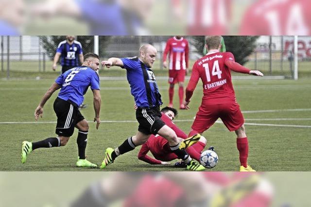 FC Bad Dürrheim erkämpft einen Punkt in Lahr