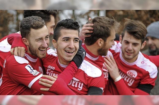 3:1 gegen Spielberg - Bahlinger SC holt vierten Saisonsieg