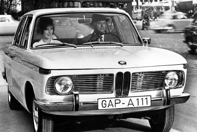 BMW: Vom Pleitekandidaten zum Weltmarktführer