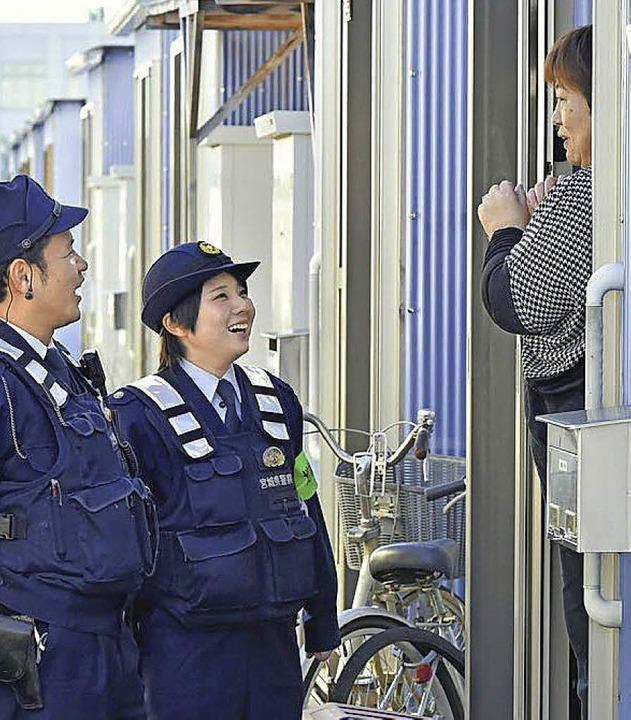 Tamami Kitamura ist wegen der Katastro...izistin geworden – um zu helfen.  | Foto: Angela Köhler
