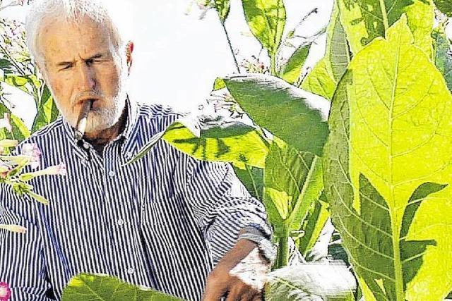 Schweizer Tabakunternehmer tritt mit 85 Jahren ab