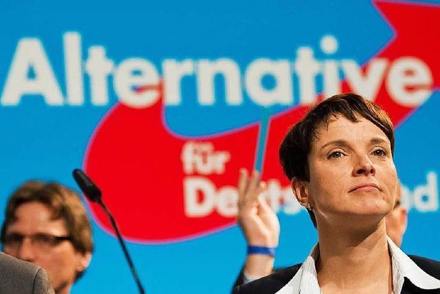 AfD drittstärkste Kraft bei Kommunalwahl in Hessen