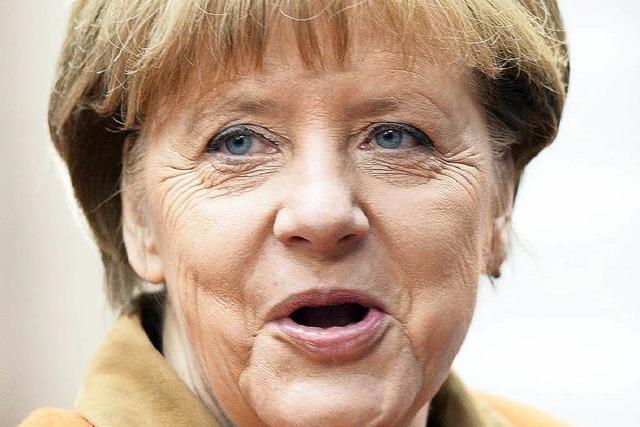 Merkel: Nein zu