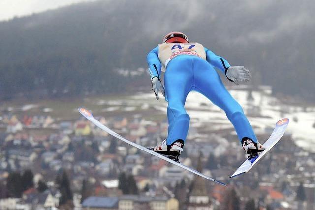 Fragen und Antworten für Besucher des Skispringens in Titisee-Neustadt