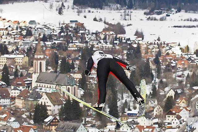 Gewinnen Sie Freikarten für das Weltcup-Skispringen in Neustadt