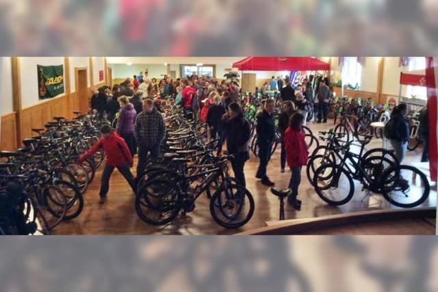 Mit Gebraucht-Radmarkt in Lenzkirch