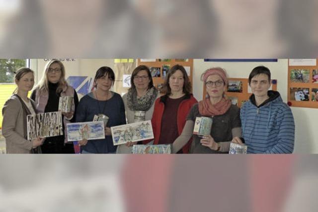 35 Spendendosen sollen bei der Frauenhaus-Finanzierung helfen