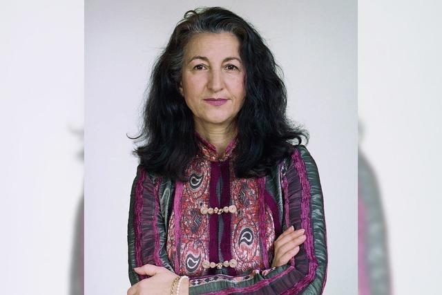 Necla Kelek referiert in der Mediathek Wehr