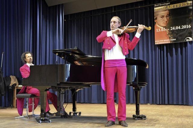 Am Sonntag beginnt das 21. Mozartfest in Bad Krozingen