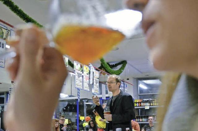 Für mehr Vielfalt im Bierglas