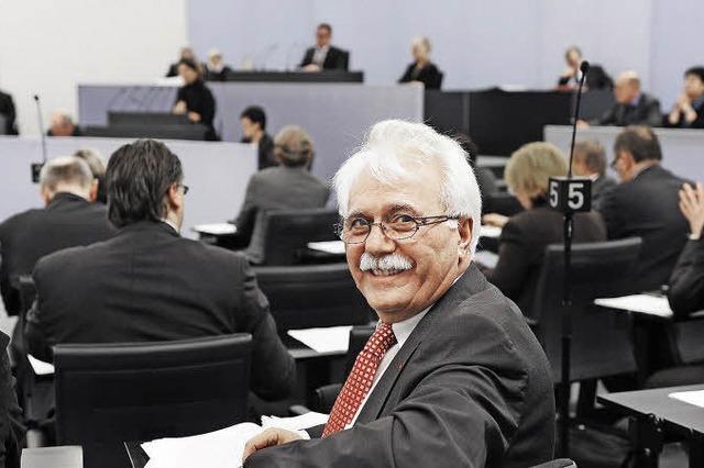 Ein Anwalt des Hochrheins