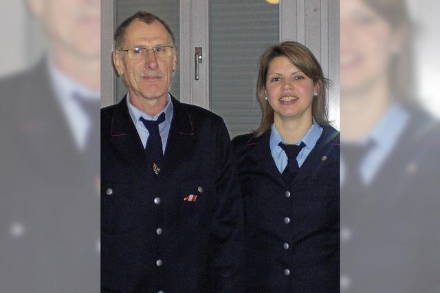 Pia Asal wird Feuerwehrchefin