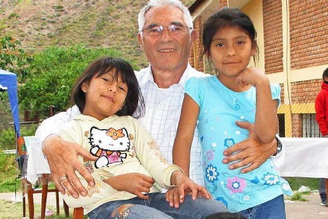 Deutscher ist Bürgermeister in peruanischer Kleinstadt