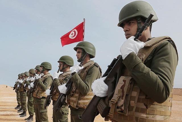 Dschihadisten greifen in Tunesien an