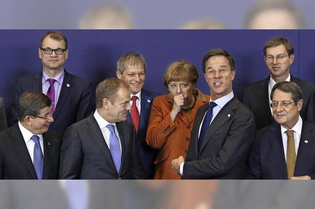 Merkel durchkreuzt Tusks Pläne