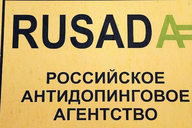Weitere Vorwürfe gegen Russlands Leichtathleten