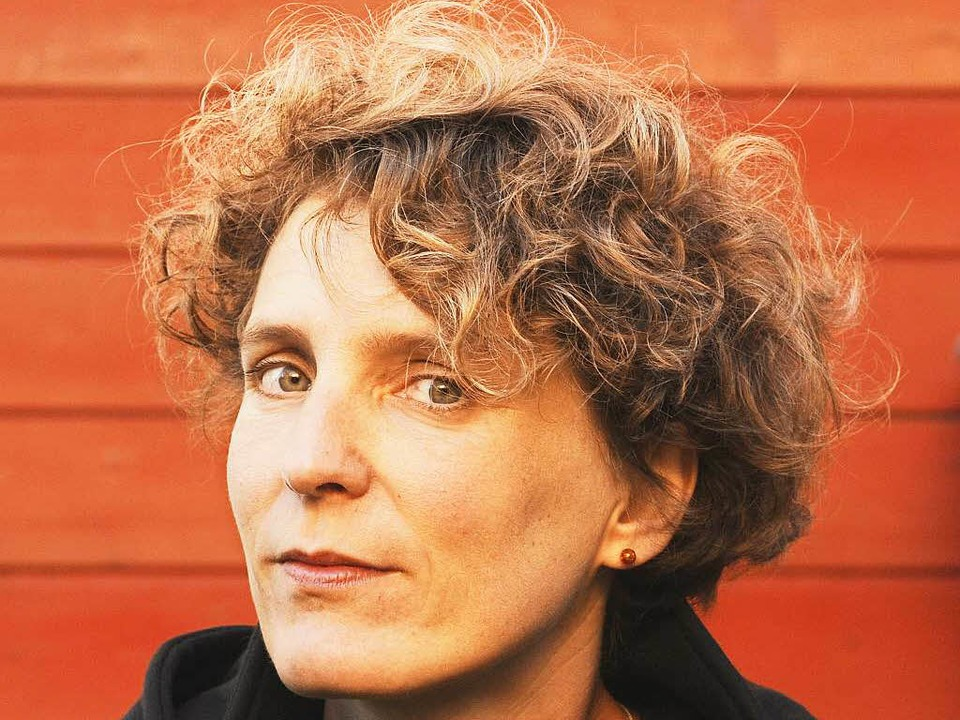 Die Freiburger Schriftstellerin Annette Pehnt  | Foto: Gesine Bänfer
