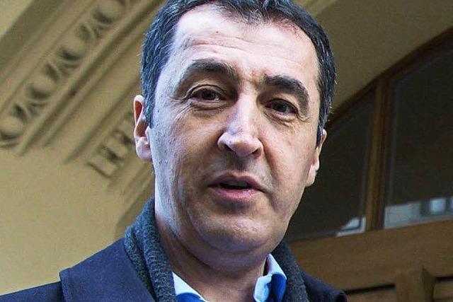 Cem Özdemir sagt Wahlkampfauftritt in Offenburg ab