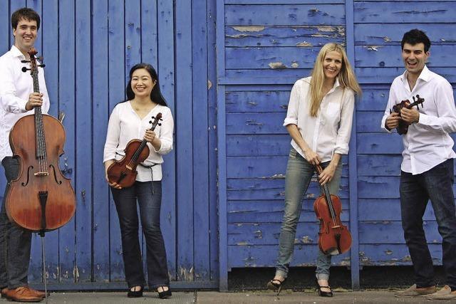 Gémeaux Quartett in Waldshut-Tiengen