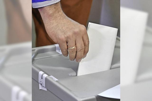 Buchheimer liefern Daten für Wahlstatistik