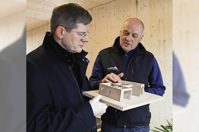 Erzbischof Burger besichtigte Handwerksbetriebe