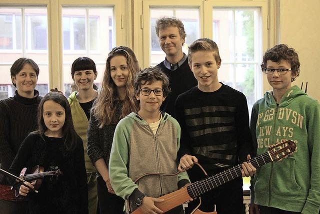 Gute Ausbildung an der Musikschule