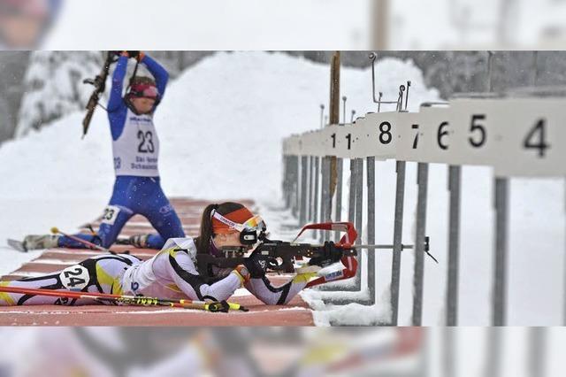 Schnee satt bei der Deutschen Meisterschaft