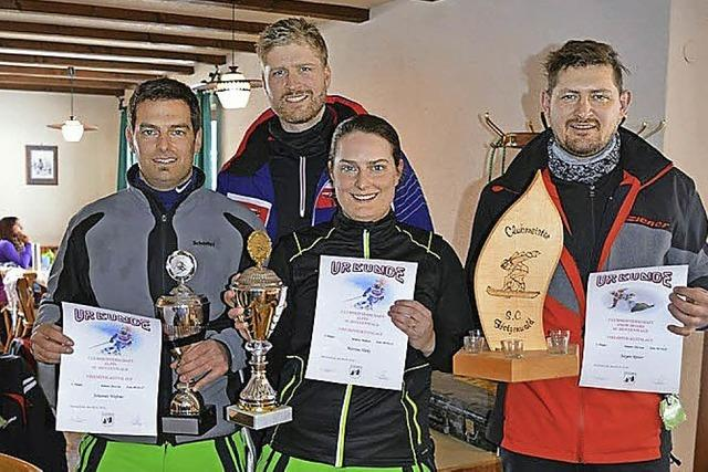 Nur wenige Teilnehmer beim Jugendskitag