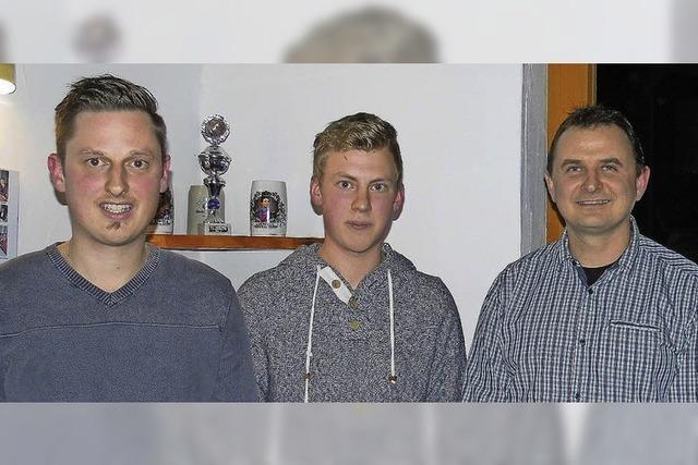 Filipovic neuer Präsident, Schauer neuer Vorsitzender