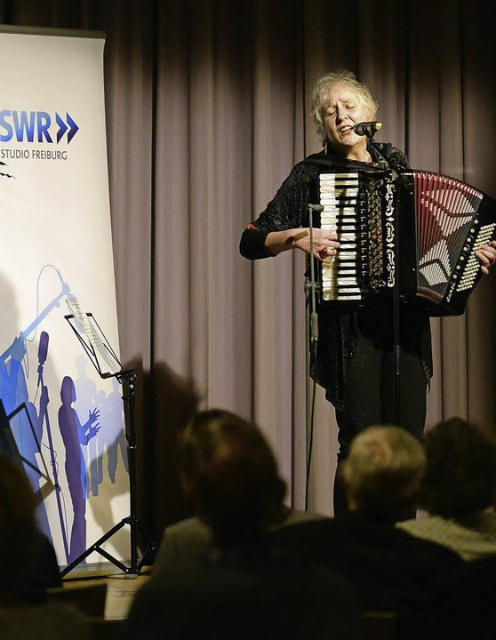 Katharina Müther – musikalische Brückenbauerin   | Foto: Ingo Schneider