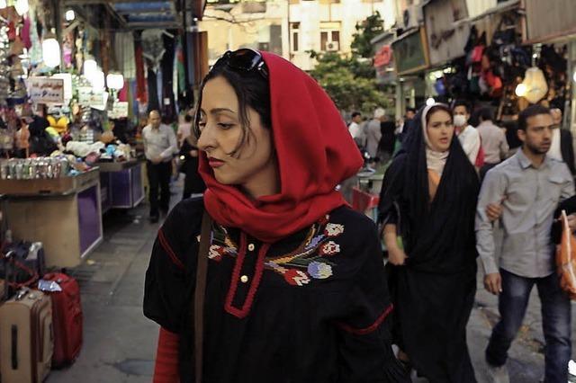 Tabubruch in Teheran