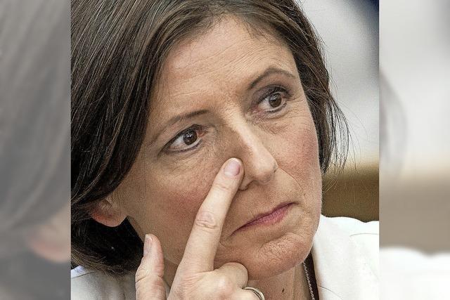 Malu Dreyer (SPD) gegen Julia Klöckner (CDU)