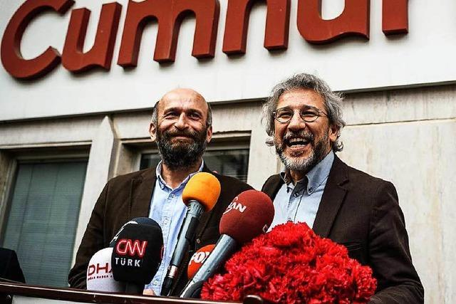 Wie Ankara die Pressefreiheit Schritt für Schritt abschafft