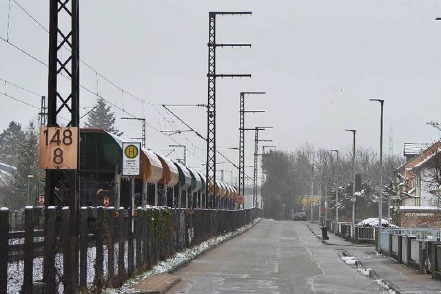 Lärmsanierung: Offenburg plant Drei-Meter-Wände
