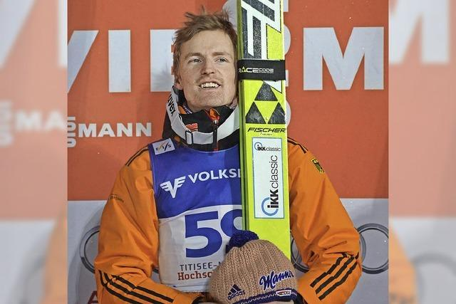 Die besten Skispringer der Welt in Neustadt