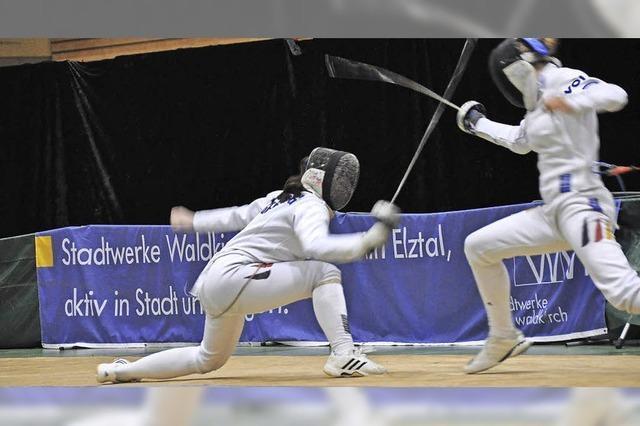 Südbadische Meisterschaften und Musektier-Cup in der Kastelberghalle in Waldkirch