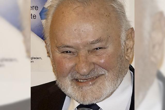 Heinz Duchardt: Seit 60 Jahren Segelflieger